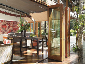 Norwood Folding Door System